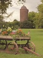 Clayton Flower Wagon
