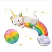 Rainbow Caticorn II